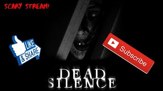 Dead Silence: The Sewer Stream! And Alone In The Dark House!!! (ROBLOX)