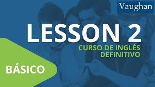 Curso Vaughan Completo para Aprender Inglés Gratis - Nivel Básico