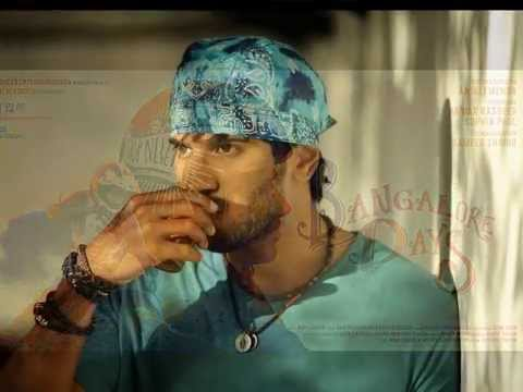 Bangalore Days Final Race Track Music with Dulquar