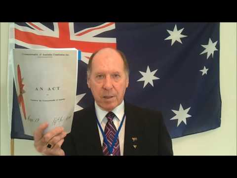 Australian Constitution | The Constitution Of Australia (Commonwealth) | My Constitutional Rights |
