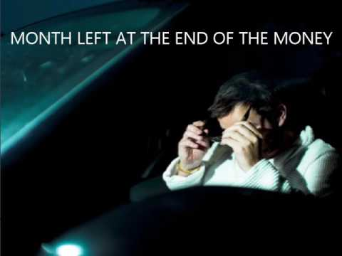 Mike Skinner - Month Left At The End Of The Money