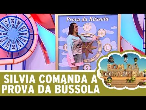 Bom Dia e Cia. (23/05/16) - Silvia Abravanel comanda a Prova da Bússola
