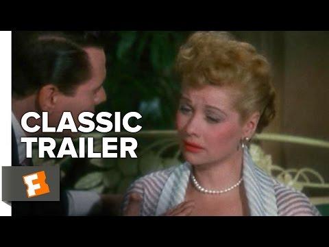 The Long, Long Trailer (1953) Official Trailer - Lucille Ball, Desi Arnaz Road Trip Comedy HD
