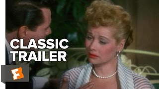 The Long, Long Trailer (1953) Official Trailer - Lucille Ball, Desi Arnaz Road Trip Comedy HD