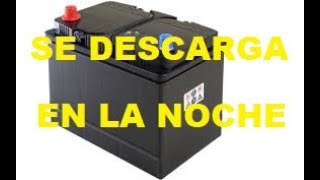 Video Porque La Bateria de Mi Carro se Descarga sola - Caida de Voltage download MP3, 3GP, MP4, WEBM, AVI, FLV April 2018