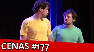 CENAS IMPROVÁVEIS #177