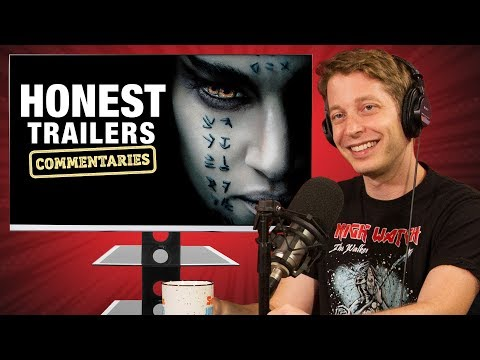 Download Youtube: Honest Trailer Commentaries - The Mummy (2017)