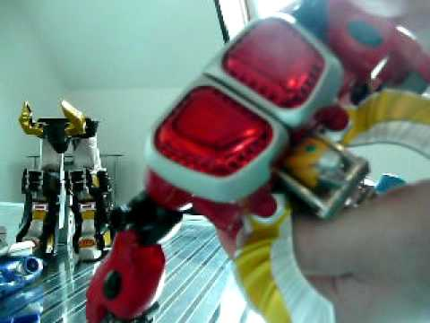 DX gaoknight gaoranger french review V2