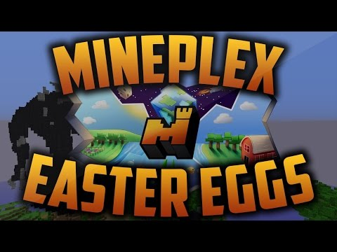 ALL 30 EGGS -- DAY 2-- MINEPLEX EASTER UPDATE 23