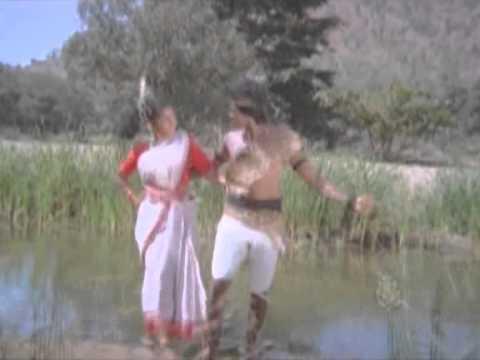 Kanninda Nee Baana - Shiva Mecchhida Kannappa Songs - Shivaraj Kumar - Geetha - SPB - B R Chaaya