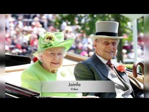 97-летний Принц Филипп осуществил редкий выход в свет: муж Елизаветы II похорошел