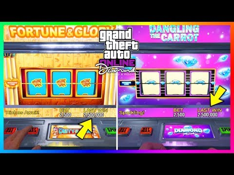 Winning The Largest Jackpot On EVERY SINGLE GAME At The Diamond Casino & Resort In GTA 5 Online!