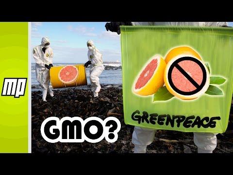 Why Does Greenpeace Like the Grapefruit?