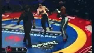 real fights I street knockoutsWCL   Eddie Black Rage Burris vs Chris Hawk