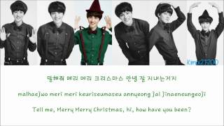 Download EXO-K - First Snow (첫 눈) [Hangul/Romanization/English] Color & Picture Coded HD MP3 song and Music Video