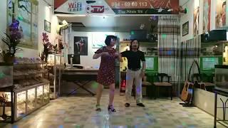 Kỹ năng hướng dẫn tập luyện #Chachacha_từ_Ballroom_Khiêu_Vũ_Trí_Thanh Official Q12