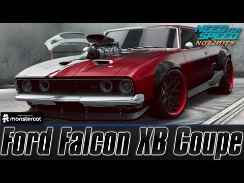 Need For Speed No Limits: Ford Falcon XB Coupe (Customization + MAXXED OUT)