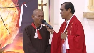 Công Giáo | Thánh Lễ và Bài giảng Lòng Chúa Thương Xót Ngày Thứ Sáu Tuần Thánh 14/4/2017