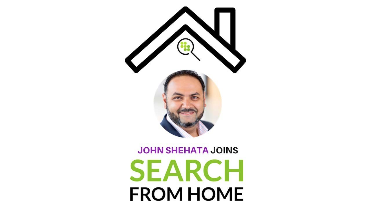 John Shehata | Condé Nast | Conductor Search From Home | Thurs 04.23.20
