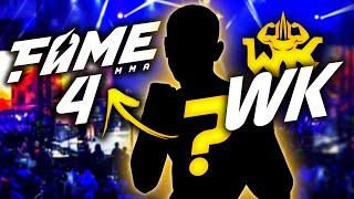 ZAWODNIK WK NA FAME MMA 4 | Warszawski Koks