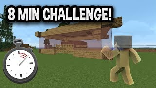 THE 8 MINUTE INVIS RAIDING CHALLENGE! (EXTREMELY INTENSE SUCCESS)   Minecraft Factions thumbnail