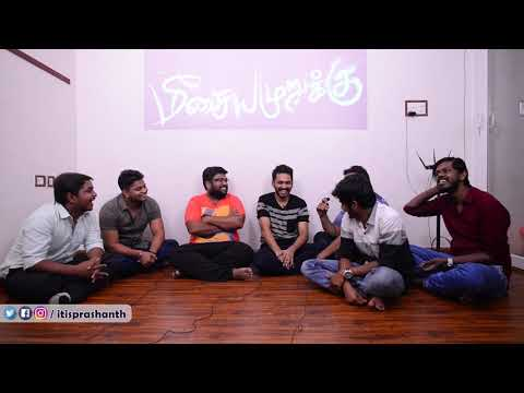 Semma Group chat with meesaya murukkugira Hiphop Tamizhan Adhi - RealTalk with Prashanth