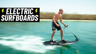 Best Electric Surfboard You Can Buy Right Now !