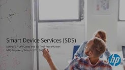 HP Smart Device Services with MPS Monitor (ENG)