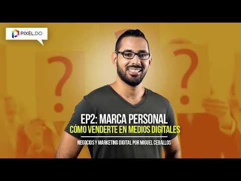 COMO CREAR MI MARCA PERSONAL - Podcast Negocios y Marketing Digital EP2