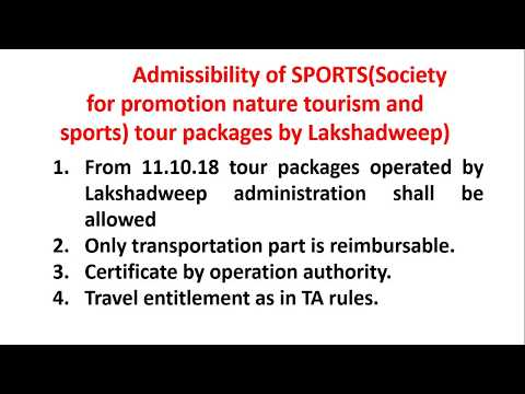 Leave Travel Concession Rules-(LTC) As Per VII CPC