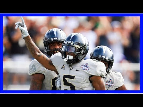 Memphis at UCF score: Knights earn New Year's Six bid with double OT win