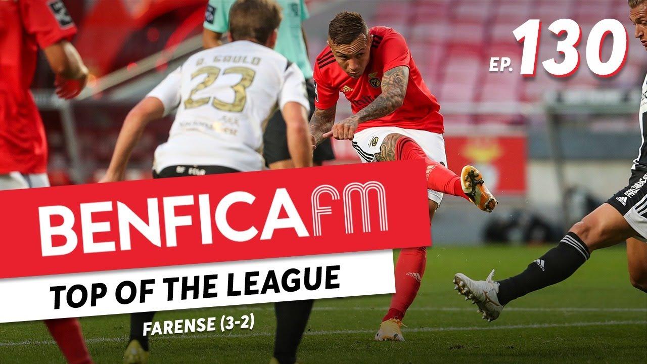 Benfica FM #130 - Benfica x Farense (3-2)