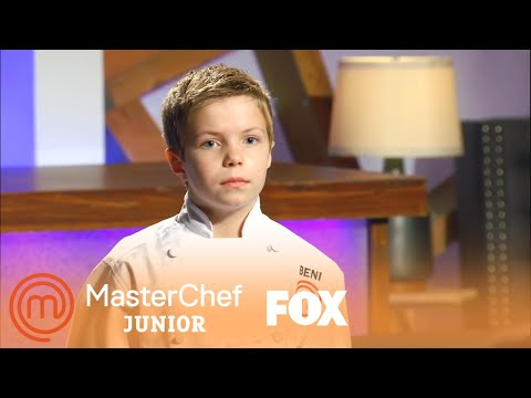 Beni Is Taking Big Risks | Season 6 Ep. 15 | MASTERCHEF JUNIOR