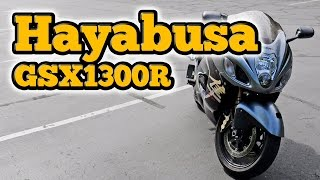 Regular Car Reviews: Suzuki GSX1300R Hayabusa