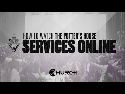 How To Stream Online via eChurch | T.D. Jakes Ministries