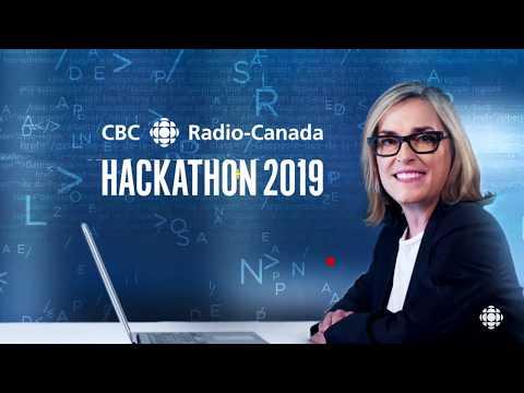 CBC/Radio-Canada Hackathon 2019 competition now open
