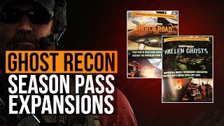 Ghost Recon Wildlands Season Pass DLC Narco Road! Ghost Recon Wildlands Season Pass DLC Fallen Ghost