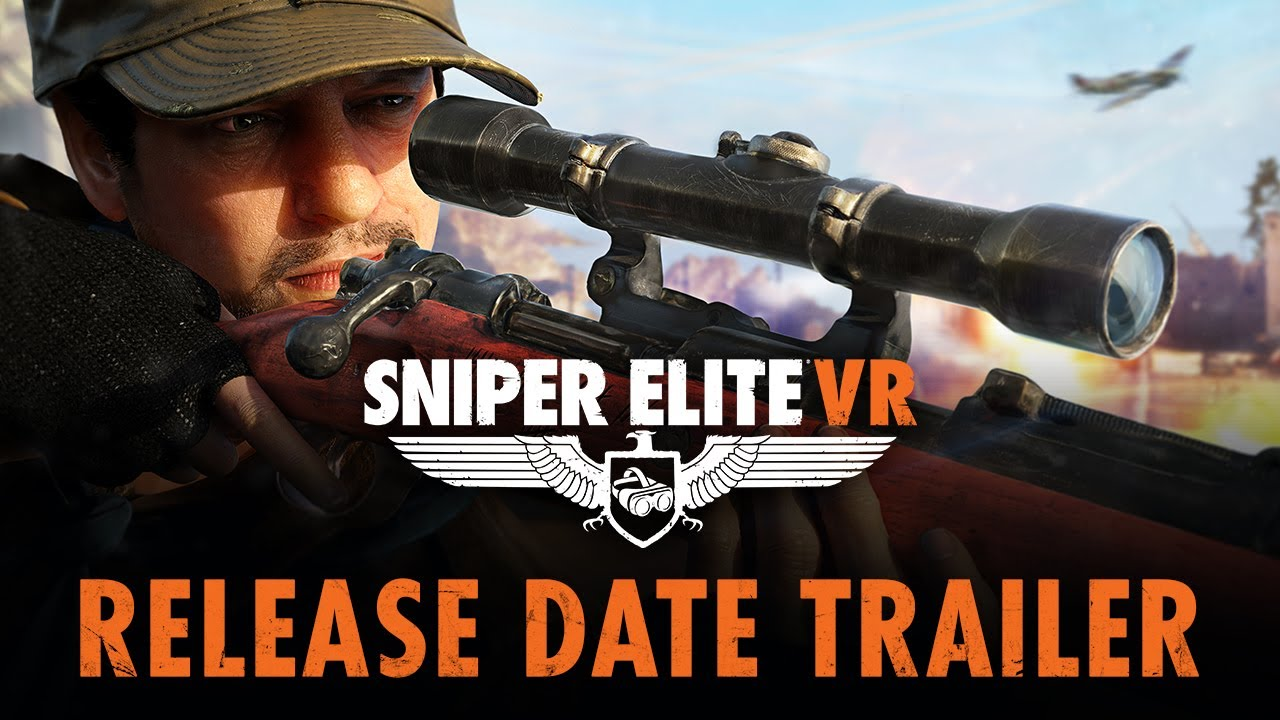 Sniper Elite ajunge si in realitatea virtuala