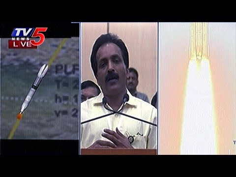 ISRO's GSLV Mk-III: GSAT-19 successfully launched : Scientists Speaks | TV5 News
