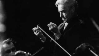 Karajan - Brahms Symphony No. 2 in D, Op. 73 - I. Allegro non troppo (Part 1)