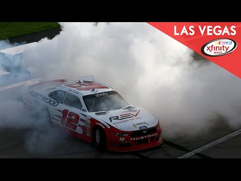 NASCAR XFINITY Series - Full Race - Boyd Gaming 300