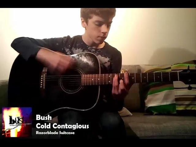 bush-cold-contagious-acoustic-cover-tijs-primo