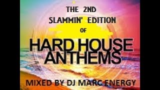 CLASSIC UK HARD HOUSE ANTHEMS 2 - BEST DJ MIX of HARD HOUSE & TRANCE