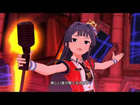 """Idol Master Million Live! Theater Days"" in-game music ""Harmonics"" MV"