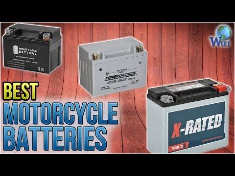 10 Best Motorcycle Batteries 2018