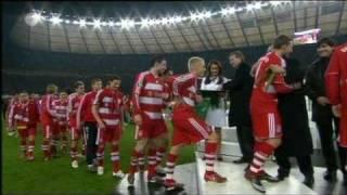 Pokalfinale 2008: FC Bayern - Borussia Dortmund 2:1 n.V.