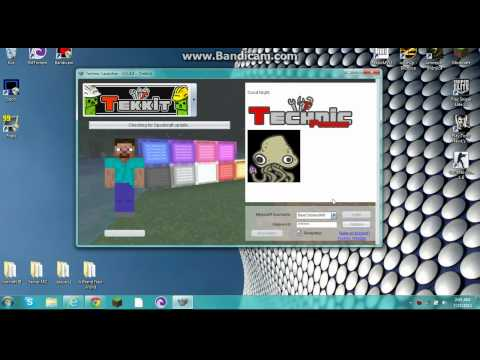 How To Download And Install Tekkit For Free!!!!!!