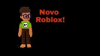 Novo Roblox Mobile! [PK XD]