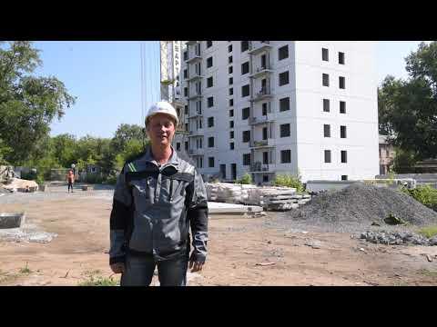 ЖК «Финский дом от Бетотек» Челябинск от СК «Новый Дом»