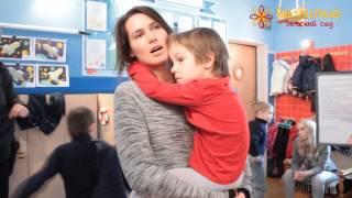 Интервью родителей об открытом уроке